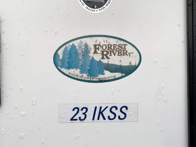 2015 Forest River ROCKWOOD ROO 231KSS