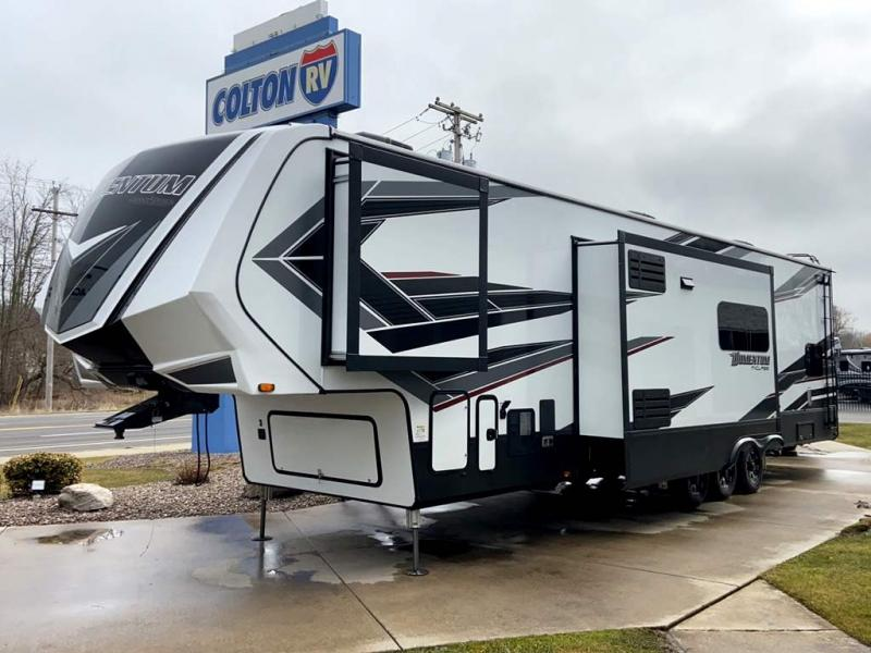 2020 GRAND DESIGN Momentum M-Class 5th Wheel 395M