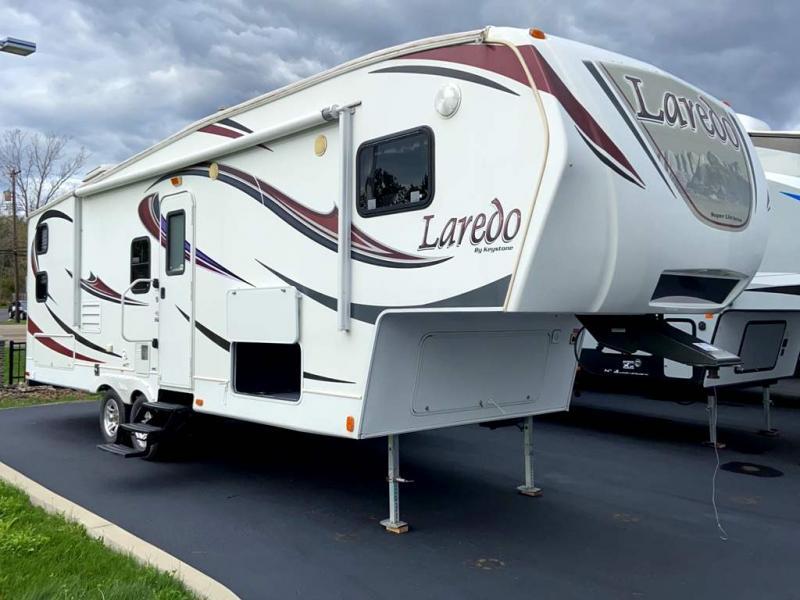 2012 Keystone RV LAREDO 275SHB