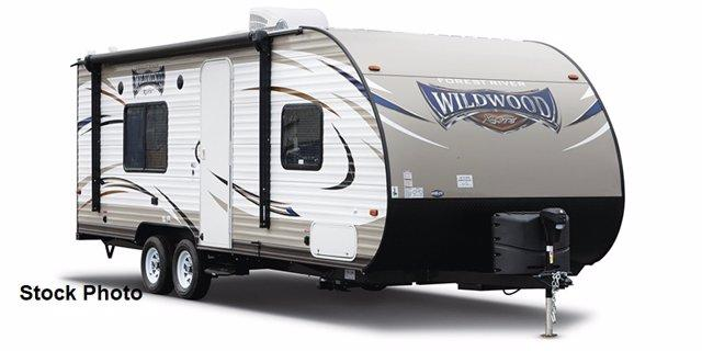 2017 Forest River, Inc. Wildwood X-Lite 261BHXL
