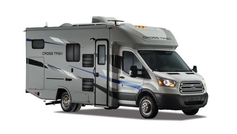 2021 Coachmen CROSS TREK 23XG