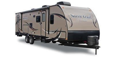 2014 Heartland RV NORTH TRAIL 26LRSS