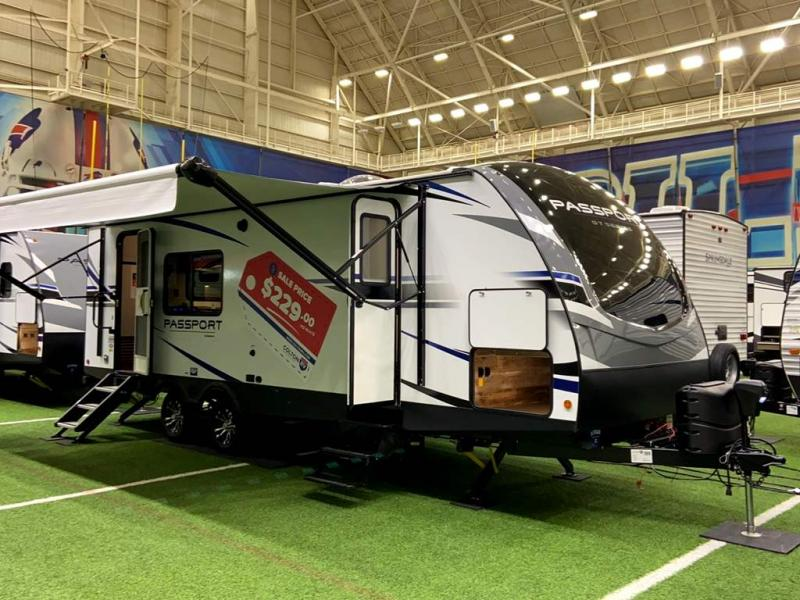 2020 Keystone RV PASSPORT GT 2500RK