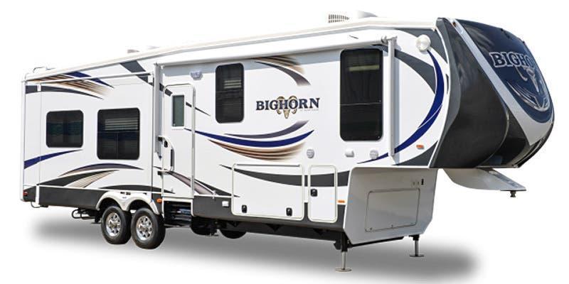2016 Heartland RV BIGHORN 3270RS
