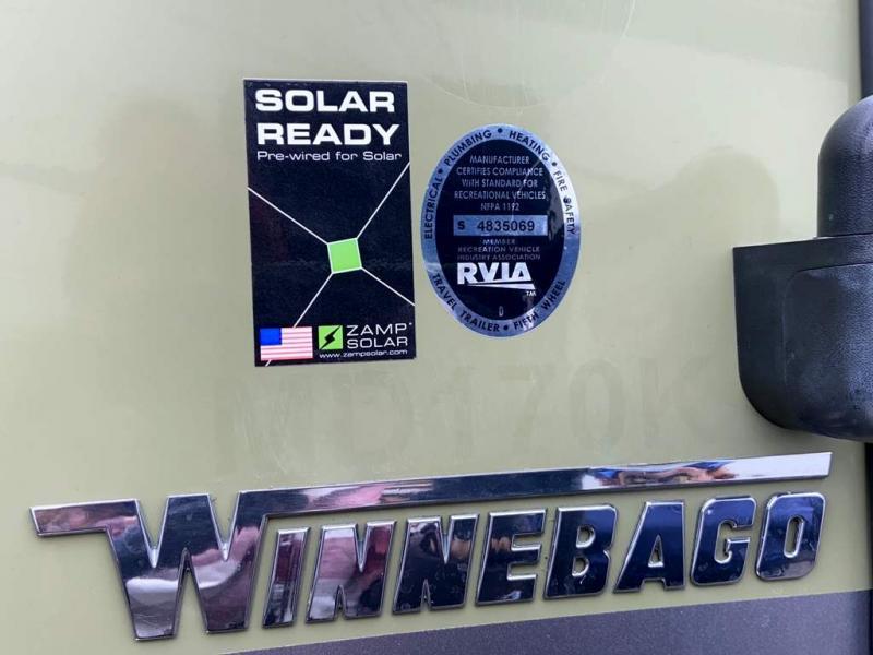 2018 Winnebago MINNIE DROP 170K