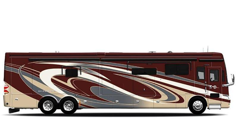 2019 Tiffin Motorhomes ALLEGRO BUS 37 AP