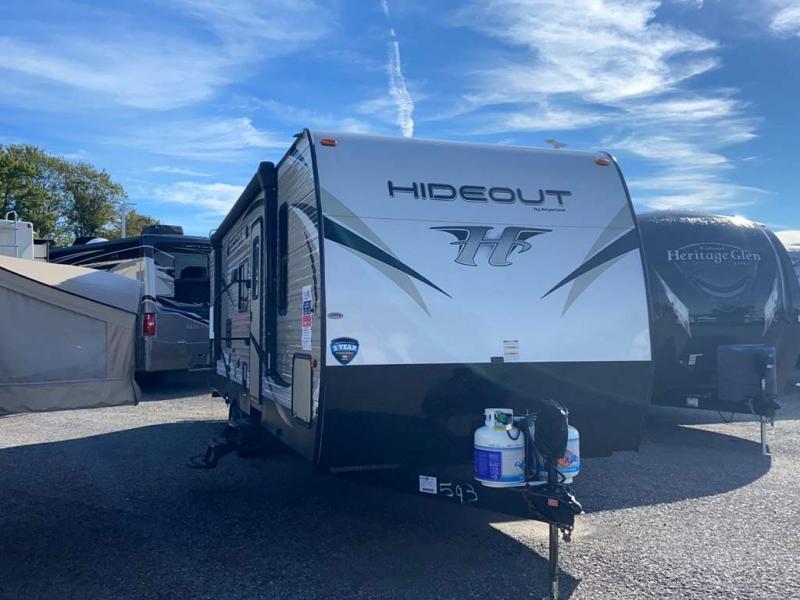 2018 Keystone RV HIDEOUT 27DBS