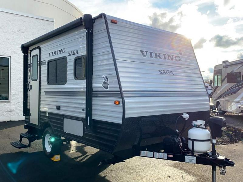 2018 Forest River VIKING SAGA 14R