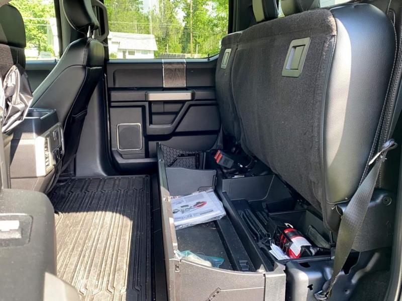 2017 Ford F250 LARIAT