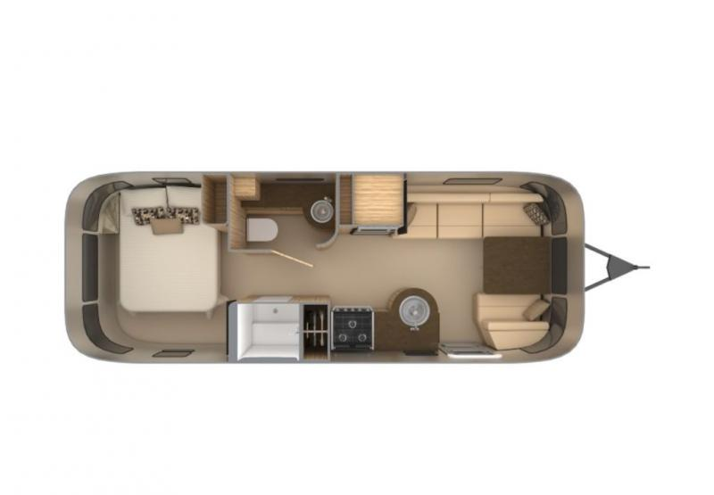 2021 Airstream FLYING CLOUD 25RB
