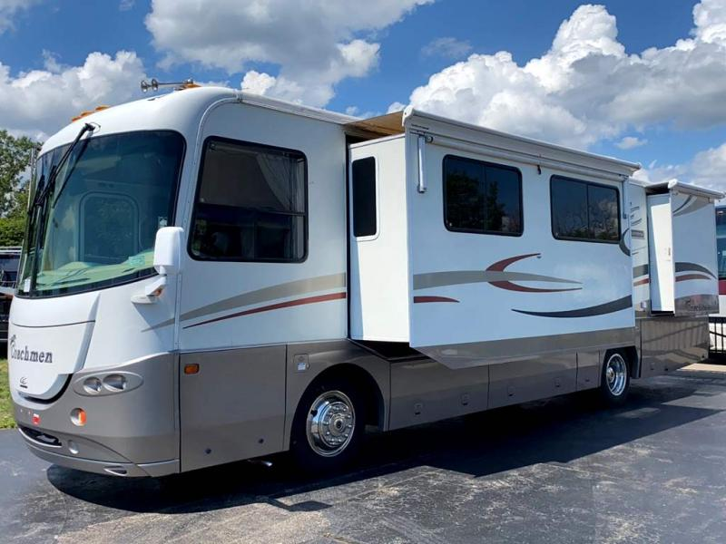 2003 Coachmen CROSS COUNTRY 370DS