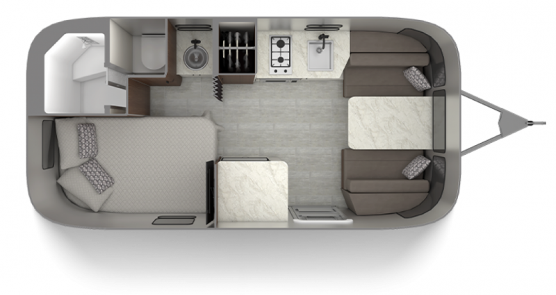 2022 Airstream CARAVEL 19CB