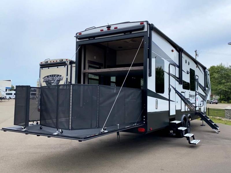 2018 Grand Design RV MOMENTUM M-CLASS 354M
