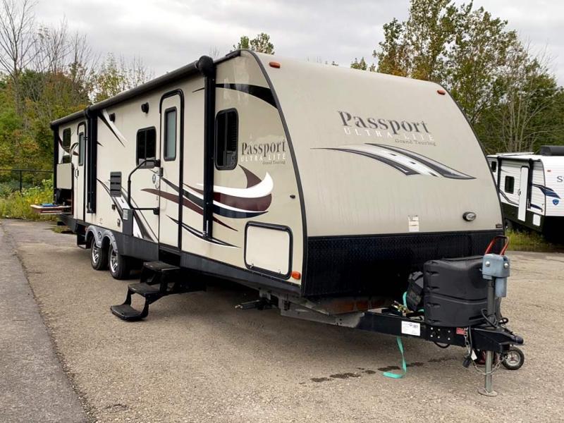 2017 Keystone RV PASSPORT GRAND TOURING 3220BH