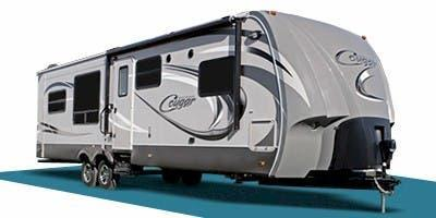 2013 Keystone RV COUGAR HIGH COUNTRY 321RES