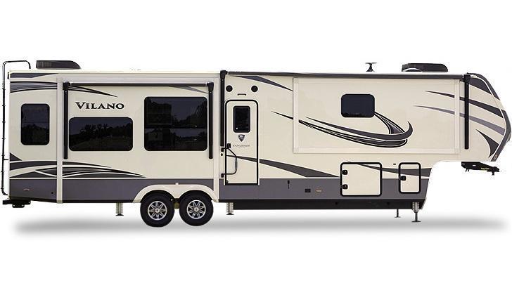 2021 Vanleigh RV VILANO 394RK