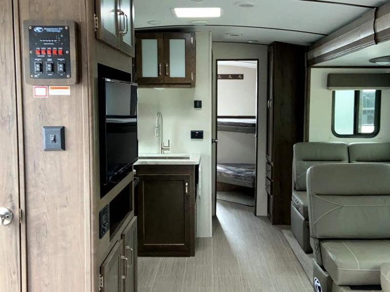 2021 Keystone RV PASSPORT GT 3400QD