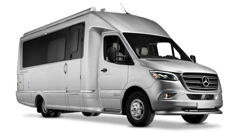 2021 Airstream ATLAS TOMMY BAHAMA