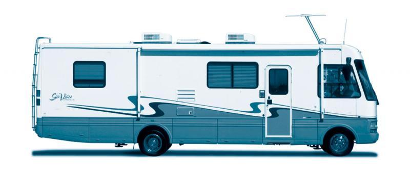 2002 National RV SEAVIEW 8341