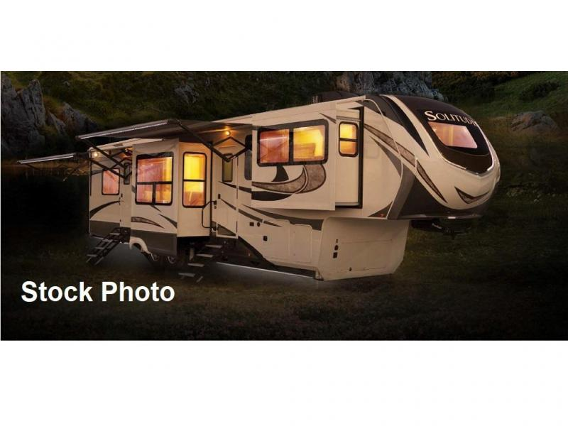 2017 Grand Design RV SOLITUDE 379FL