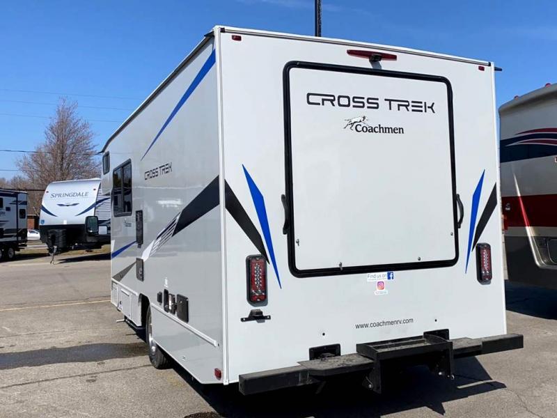 2021 Coachmen CROSS TREK 23XG