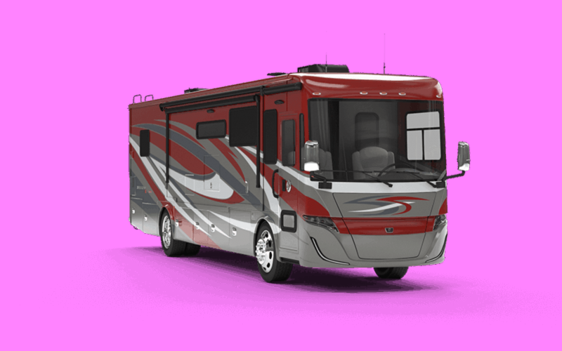2021 Tiffin Motorhomes ALLEGRO RED 33 AL