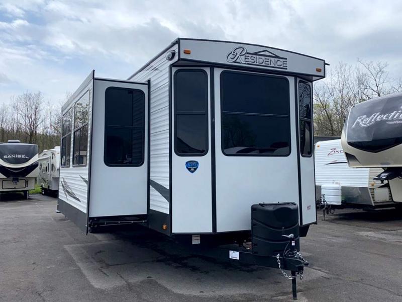 2021 Keystone RV RESIDENCE 40LOFT