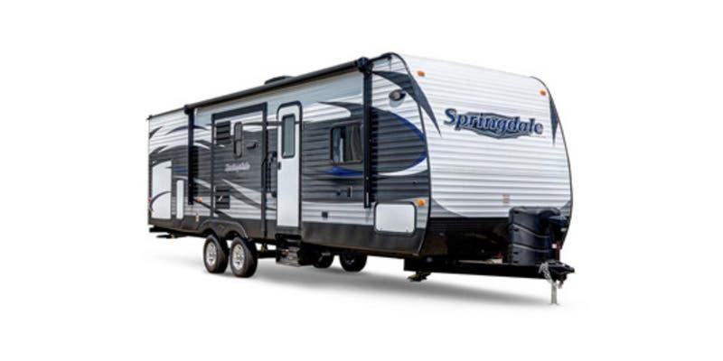 2015 Keystone RV SPRINGDALE 310BH