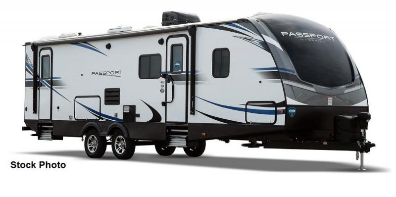 2021 Keystone RV PASSPORT GT SERIES 3400WD