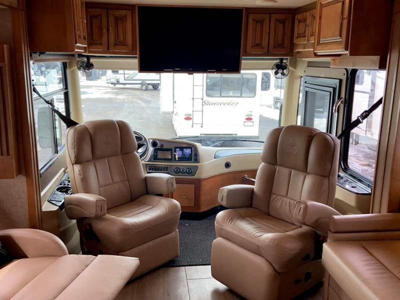 2018 Tiffin Motorhomes ALLEGRO RED 38 QRA