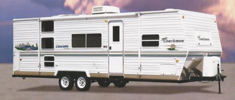 2005 Coachmen CASCADE 32RLS