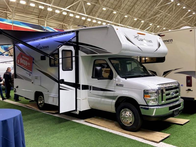 2021 Coachmen Freelander 22XG