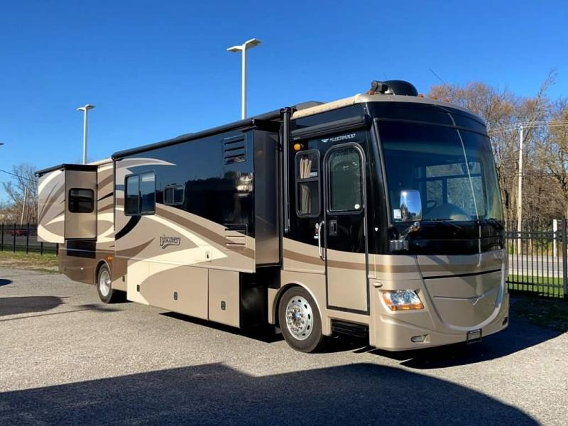 2008 Fleetwood RV DISCOVERY 40X