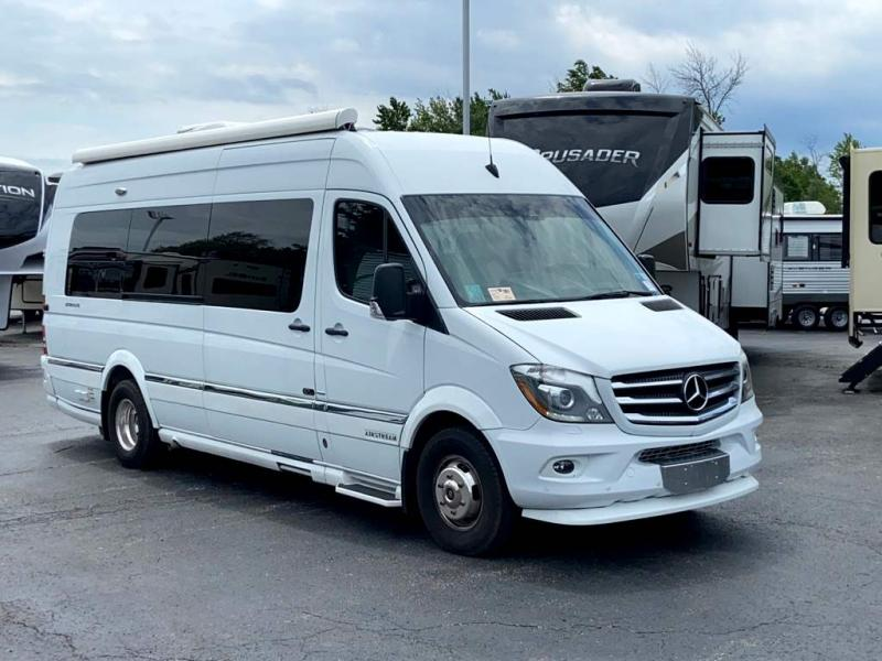 2017 Airstream INTERSTATE LOUNGE EXT