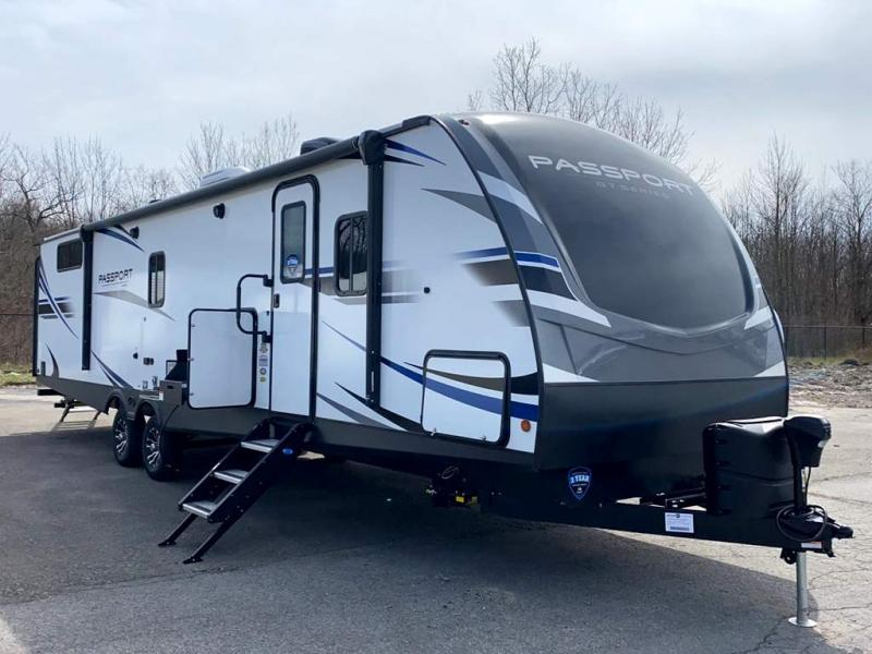 2020 Keystone RV PASSPORT GT SERIES 3400QD