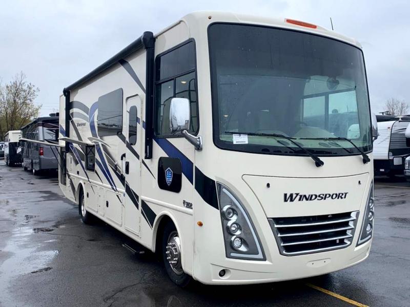 2022 Thor Motor Coach WINDSPORT 29M