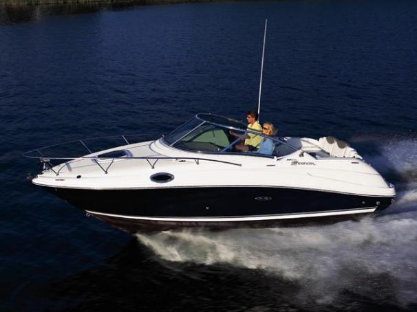 2006 Sea Ray SUNDANCER 240
