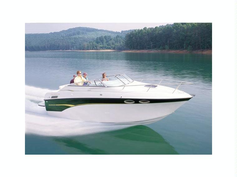 2001 Crownline (Boats) CRUISER 242