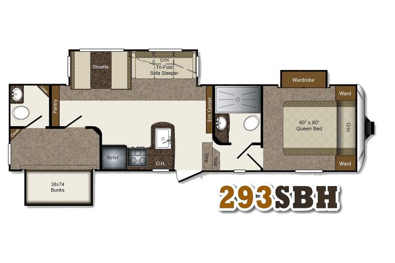 2014 Keystone RV Laredo 293BH