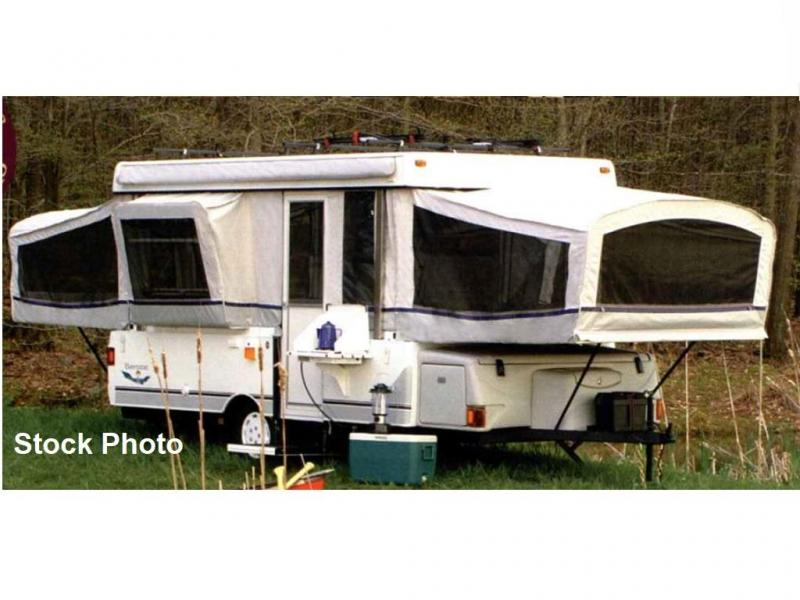 2004 Fleetwood RV TUSCON