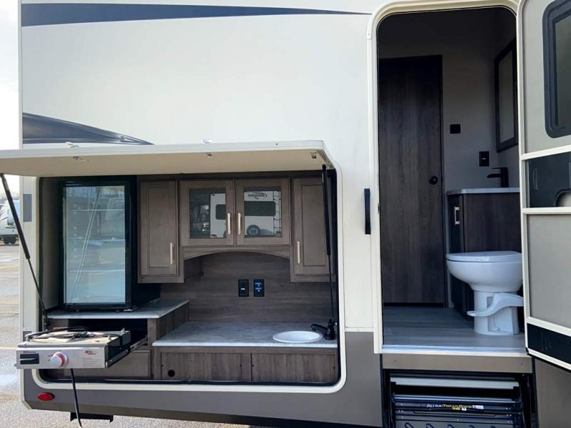 2021 Grand Design RV SOLITUDE S-CLASS 3740BH