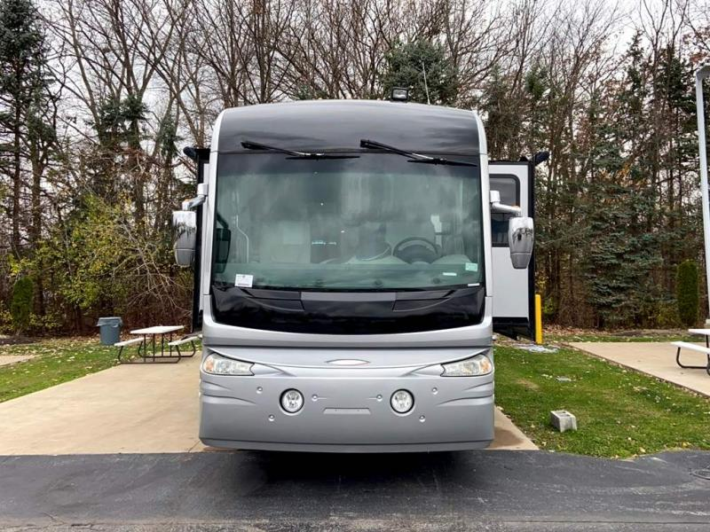 2007 Fleetwood RV REVOLUTION LE42