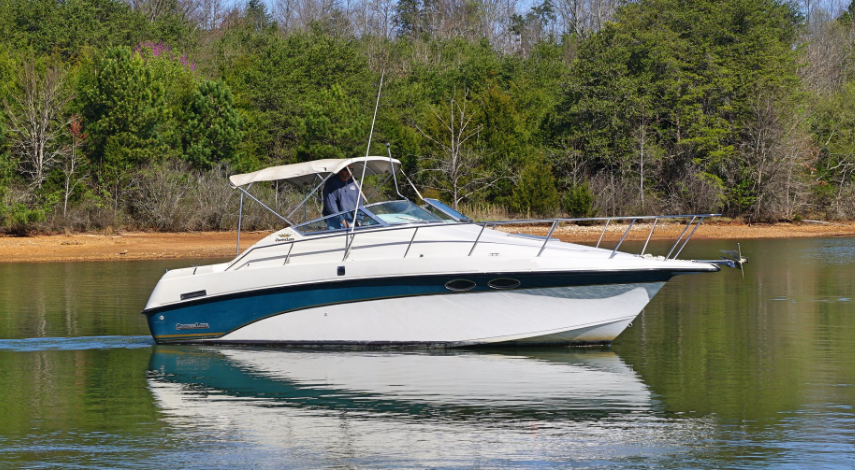 1995 Crownline CRUISER 250CR
