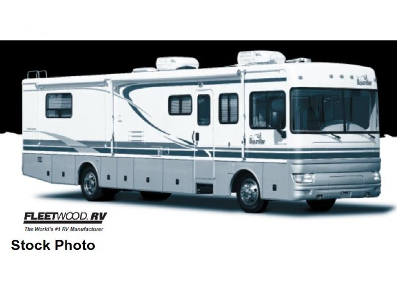 2002 Fleetwood RV BOUNDER 39R