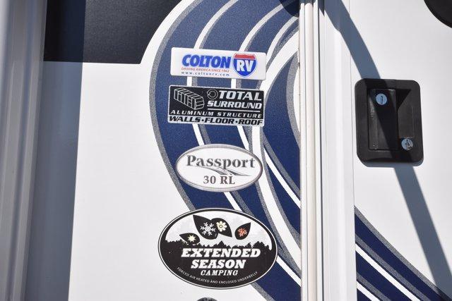 2014 Keystone RV PASSPORT ELITE 30RL