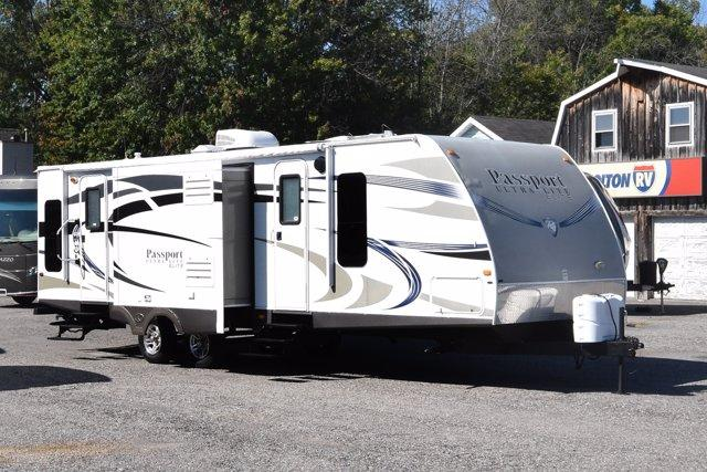 2014 Keystone RV PASSPORT ELITE 30RL