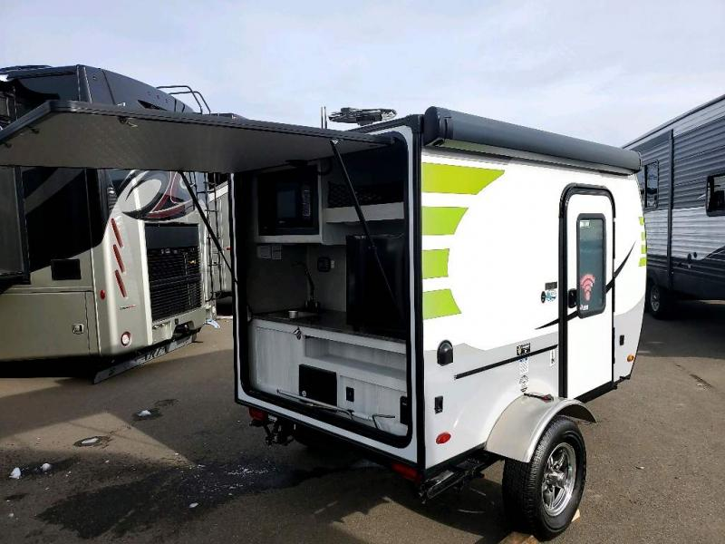 2019 Forest River, Inc. Geo Pro 12RK