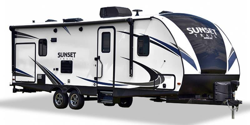 2018 CrossRoads RV SUNSET TRAIL 336BH