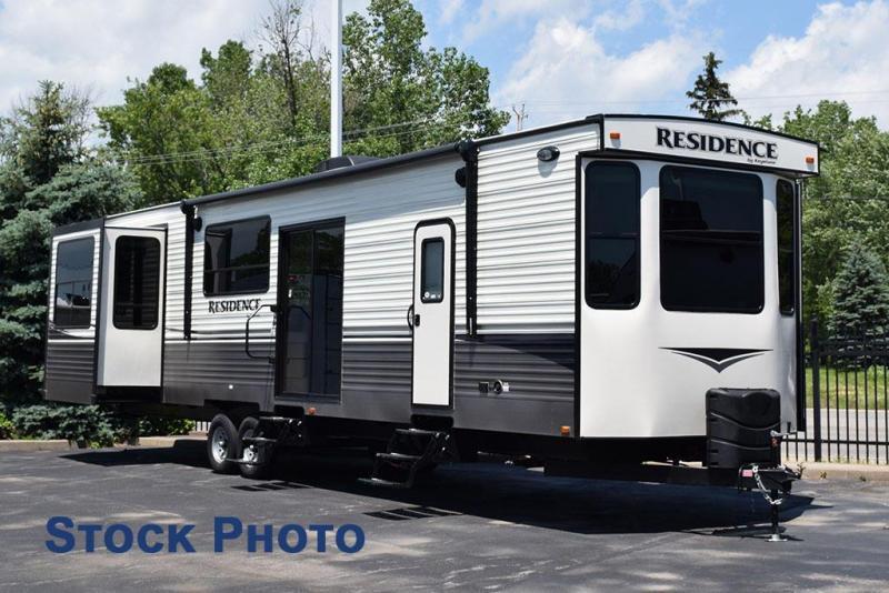 2021 Keystone RV RESIDENCE 40RDEN