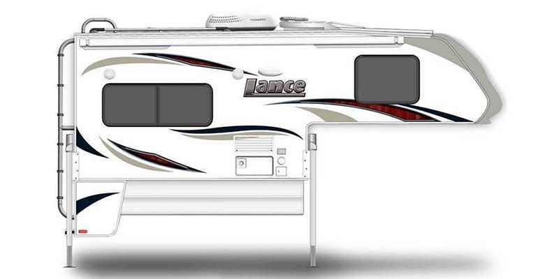 2019 Lance Long Bed 1062